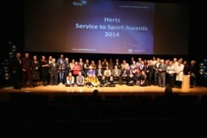 Read more about the article Herts Sports Awards Community Club Of The Year