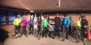 Led Rides from Leavesden Cycle Hub