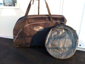 £60 Creek2Peak Bike Bag (padded) @ Watford