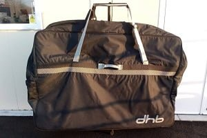 DHB padded bike bag