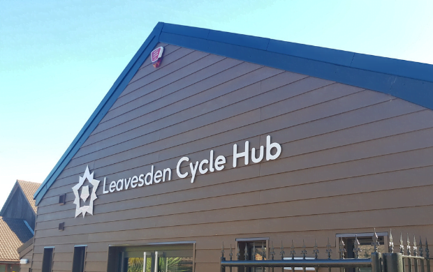 Leavesden Cycle Hub